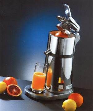 Presse fruit agrume jus oranges pamplemousses citrons for Presse agrume automatique